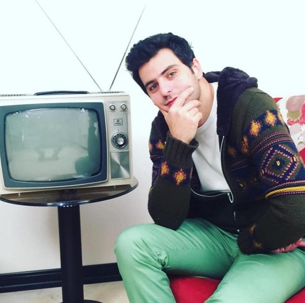 عکس های جدید و بسیار زیبای علی ضیا مجری تلویزیون