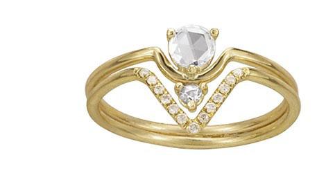 جذاب ترین و متفات ترین مدل های حلقه های نامزدی را اتنخاب کنید