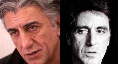 شباهت دیدنی بازیگرانی ایرانی با چهره های جهانی