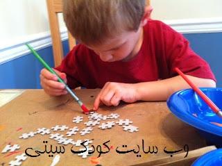 کاردستی کودکانه چهار فصل  تصاویر