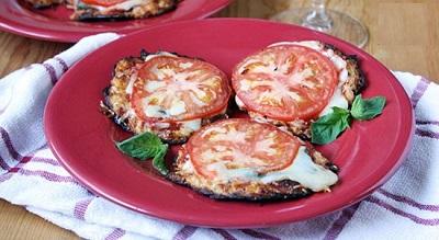 مینی پیتزای گلکلم لذیذ و زیبا در45 دقیقه! عکس