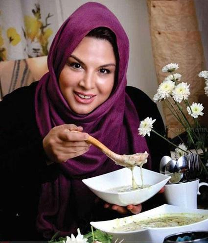 شهره سلطانی یک گیاهخوار حرفهای است! عکس
