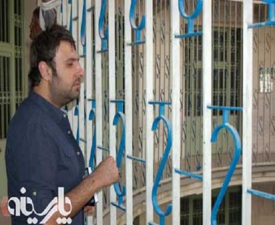 مازیار فلاحی و محمد علیزاده در موزه عبرت  تصاویر