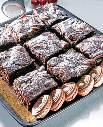 از این کیک شکلاتی نمیشه گذشت! عکس