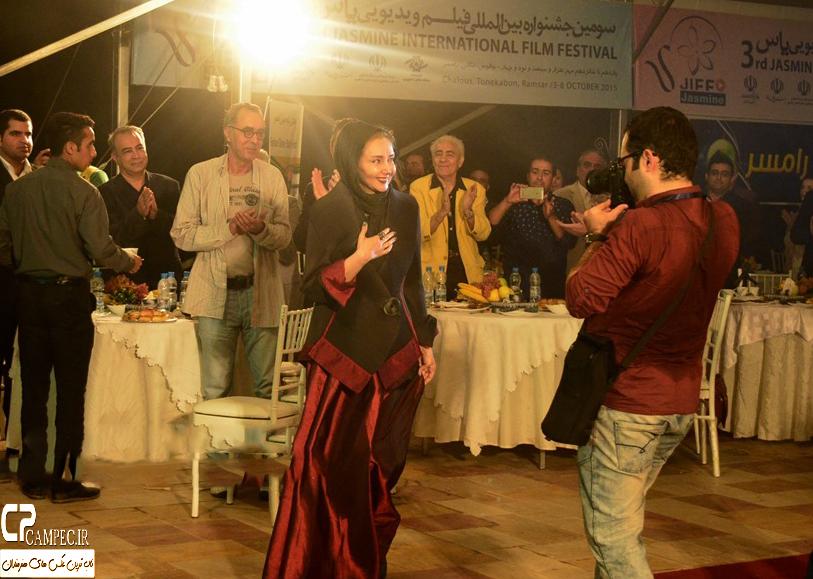 عکس های بازیگران مشهور در افتتاحیه جشنواره فیلم های تلویزیونی