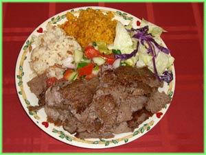 """""""کباب ترکی """"سالم و بسیار خوشمزه را در منزل طبخ کنید!"""