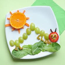تزیین میوه برای کوچولوها تصاویر