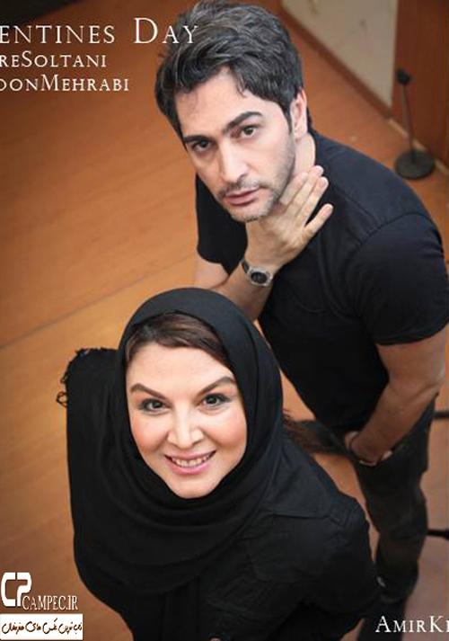عکس هایی جدید از شهره سلطانی با تیپ های مختلف