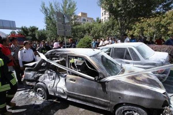 اتفاق تلخ و تکان دهنده برای دو نوجوان شیرازی در پراید