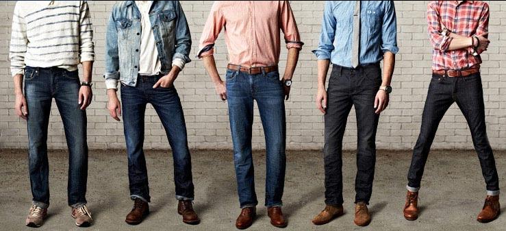 بهترین جین های مردانه تصاویر