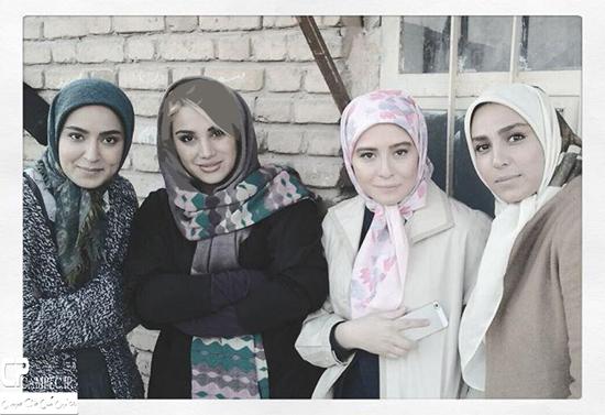 عکس های جدید فریبا طالبی بازیگر سریال کیمیا