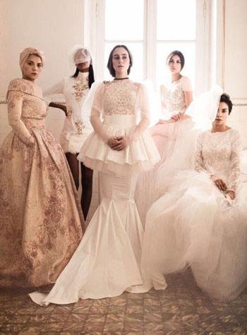 بازار حجاب در فشن شوها داغ می شود!