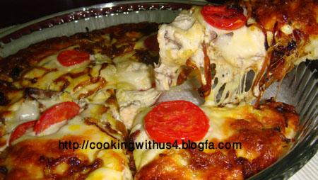 پیتزا نیویورکی , متفاوت و بسیار لذیذ! عکس