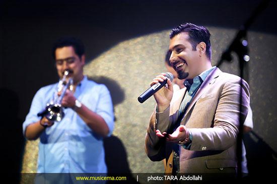 کنسرت «احسان خواجهامیری» در سالن میلاد نمایشگاه بینالمللی تهران! تصاویر
