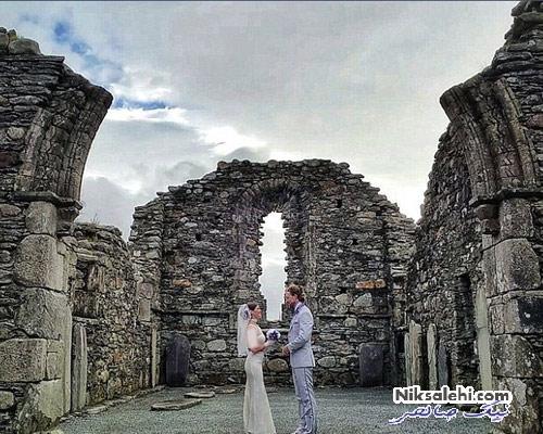 این زوج هر جا که برسند ازدواج می کنند