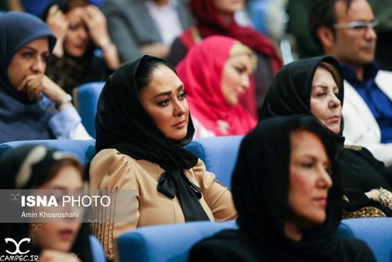 حضور هنرمندان مشهور در مراسم افطاری رئیس جمهوری