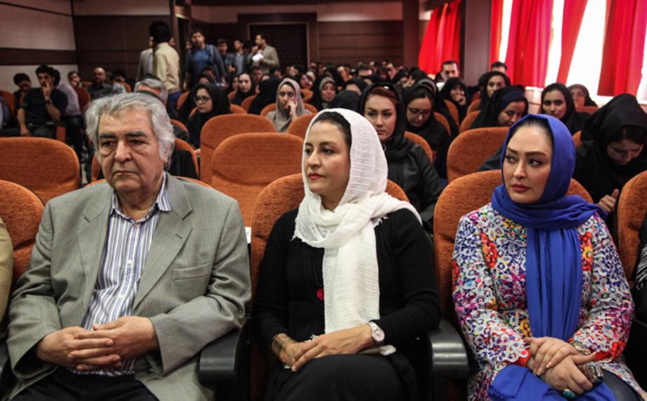 مراسم تجلیل از پرویز پرستویی با حضور بازیگران پیشکسوت و مشهور