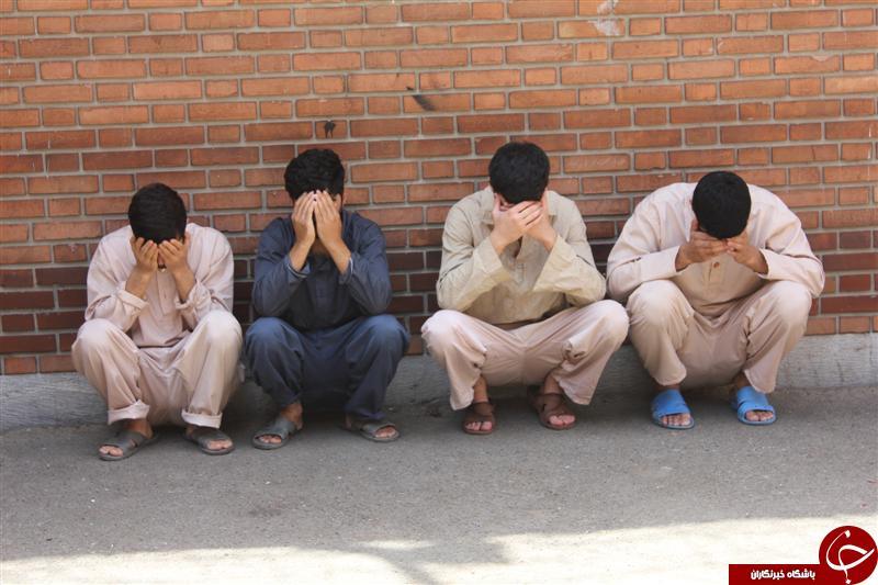 آزار و اذیت بی شرمانه دختر بی گناه در بیابان های منطقه حسن آباد