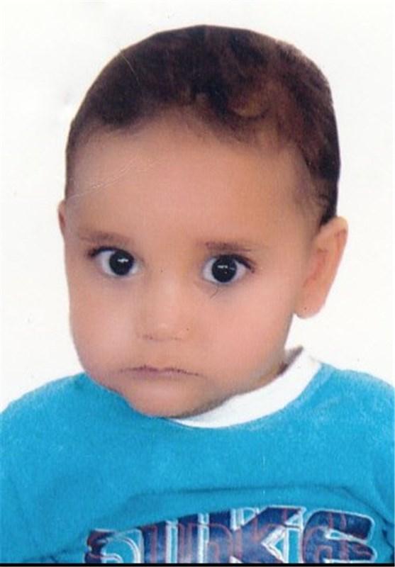 این کودک 3 ساله را پیدا کنید ( عکس)