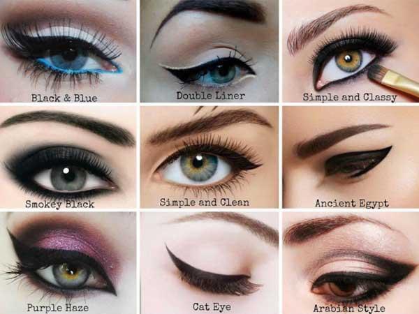 ۶ قدم برای داشتن آرایش چشم رویایی عکس