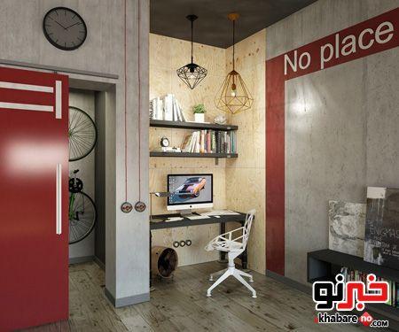 استفاده از رنگ قرمز در دکوراسیون داخلی منزل به سبک های مختلف