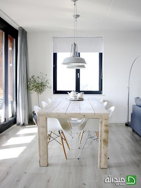 انواع رنگ سفید در دکوراسیون منزل را بشناسید