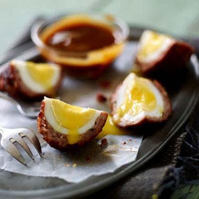 تخم مرغی متفاوت مخصوص صبحانه! عکس