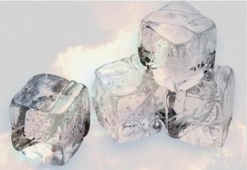 این جوری آب زودتر یخ میزند
