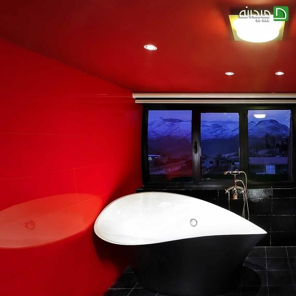 دکوراسیون حمام تان را غرق نور کنید!