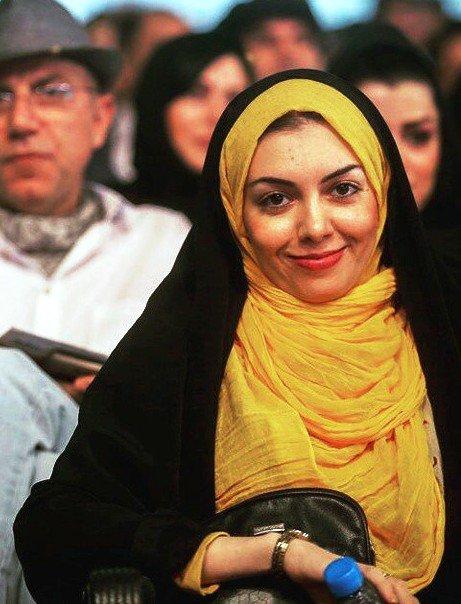 عکس و متن آزاده نامداری پس از مراسم جشن حافظ