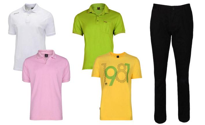 مناسب ترین تیشرت ها برای شلوارهای اسپرت /زیباترین ست را برای شیک پوشی انتخاب کنید