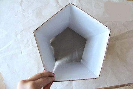 آموزش ساخت لوستر بسیارشیک و ساده با کاغذ