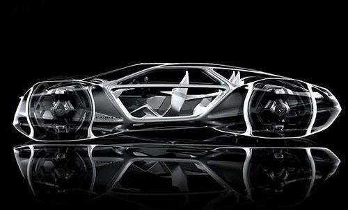 خودروهای خیلی سبک و دیدنی تصاویر