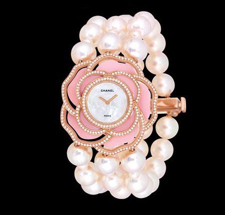 زیباترین و جدیدترین مدل ساعت مچی زنانه شنل  تصاویر