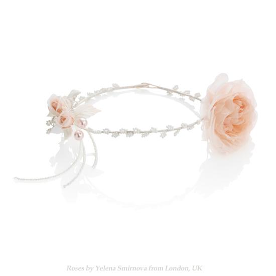 تل و گل سر عروس تصاویر