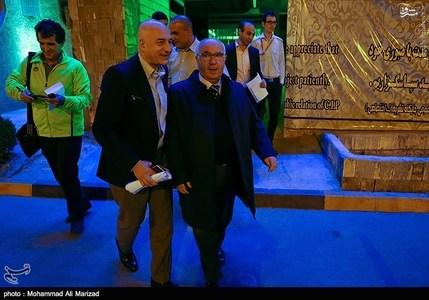 ورود رئیس فدراسیون فوتبال ایتالیا به تهران