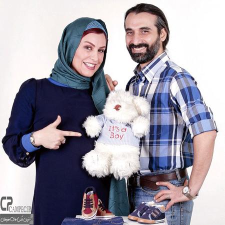 جدیدترین عکسهای ماه چهره خلیلی و همسرش تصاویر