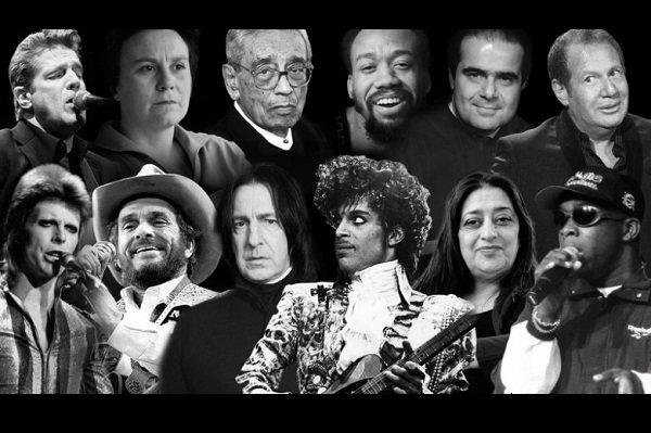 آیا امسال سال مرگ ستارهها و هنرمندان است!؟ عکس