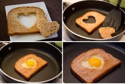 اسنک تخم مرغ یک پیش غذای شیک و فوری! عکس
