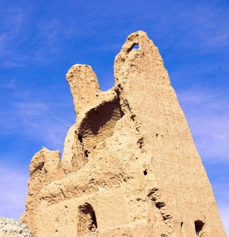 گردشگری در روستای تاریخی خور عکس