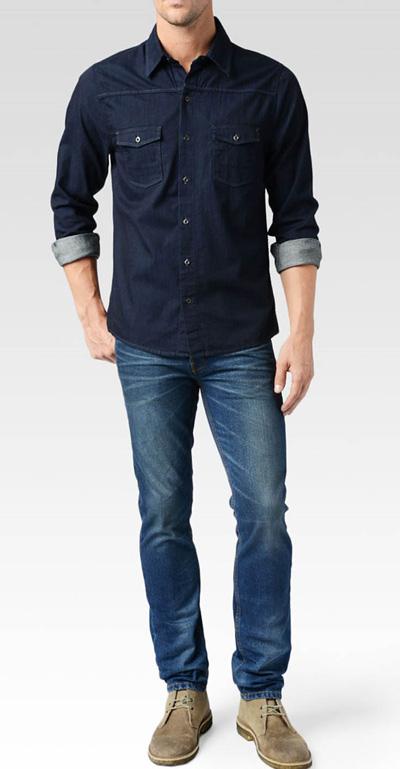 پیراهن های جینی که هر مرد خوش تبپی باید داشته باشد تصاویر
