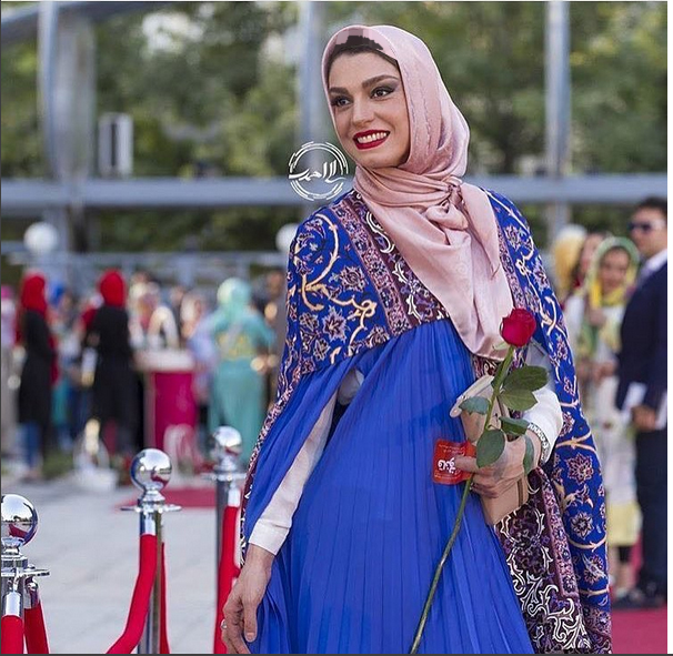 توضیح الیکا عبدالرزاقی درباره هزینه گزاف لباس هنرمندان در جشن حافظ