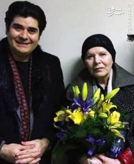 «هما روستا» وقتی گرفتار سرطان بود تصاویر
