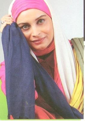 مریم کاویانی، طرفدار زیبایی طبیعی! عکس