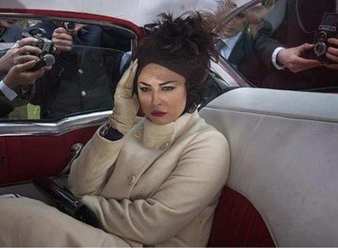 مهراوه شریفی نیا در نقش همسر شاه تصاویر