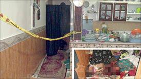 اظهارات هولناک عاملان قتل فجیع مادر و دو دخترش در مشهد