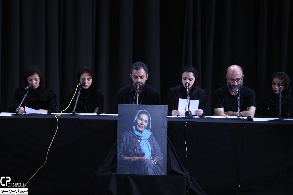بازیگران مشهور زن در نمایشنامه خوانی آناکارنینا