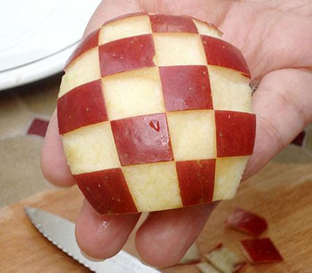 ایده های تزیین سیب درختی تصاویر