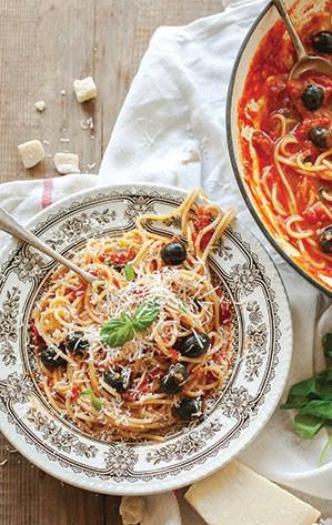 اصیلترین اسپاگتیِ ایتالیا برای شام امشب عکس