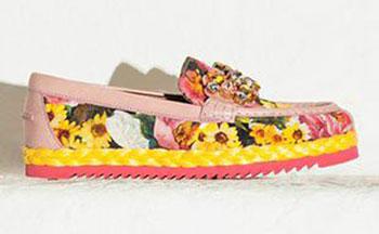 جدیدترین مدل کفش های اسپرت زنانه از برند دولچه و گابانا  تصاویر